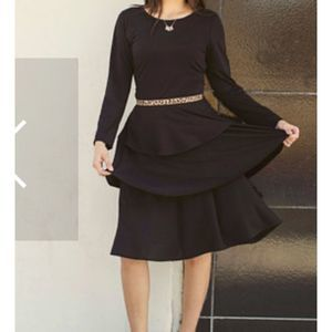 NWT LuLaRoe 'Georgia' Dress Sz Small